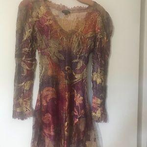 Komarov lace top